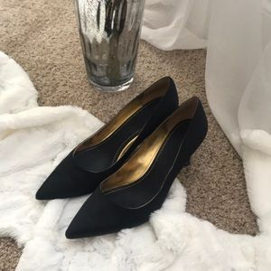🖤🖤Nine West satin pumps🖤🖤